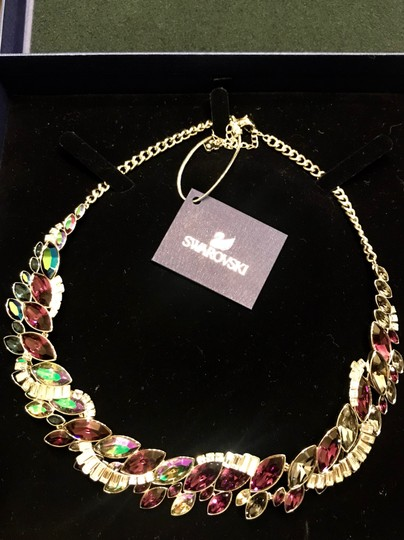 Preload https://img-static.tradesy.com/item/24016096/swarovski-multicolor-5222339-necklace-0-3-540-540.jpg