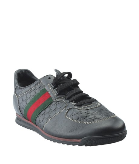 Preload https://img-static.tradesy.com/item/24016100/gucci-web-black-micro-leather-sneakersx-156475-sneakers-size-eu-425-approx-us-125-regular-m-b-0-1-540-540.jpg