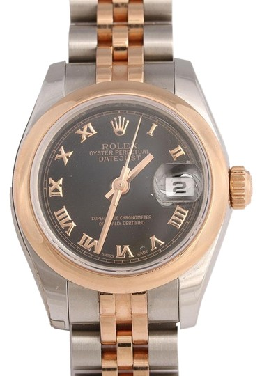 Preload https://img-static.tradesy.com/item/24016140/rolex-silver-stainless-steel-and-rose-gold-two-tone-ladies-datejust-26mm-watch-0-1-540-540.jpg