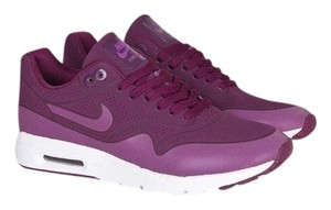 Nike Women's Purple Air Max 1 Ultra Sneakers Athletic