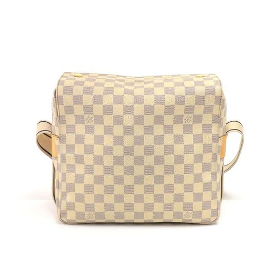Louis Vuitton White Messenger Bag
