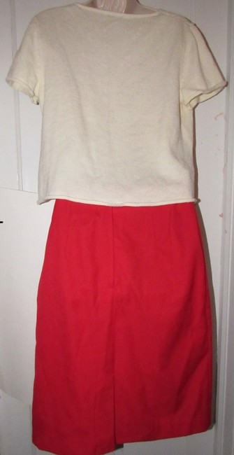 St. John Dressy Or Casual Excellent Condition Short Sleeve Size M By Sweater Image 2