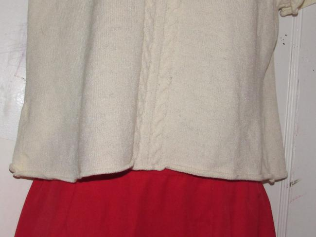 St. John Dressy Or Casual Excellent Condition Short Sleeve Size M By Sweater Image 5