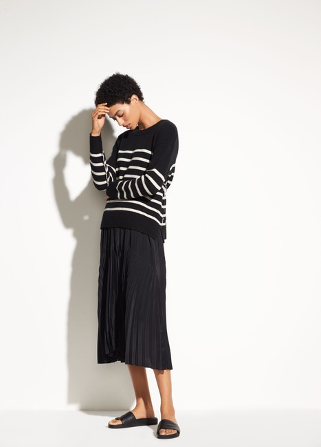 Vince Cashmere Luxury Loose Sweater Image 1