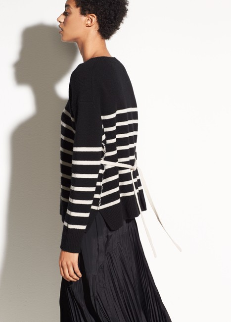 Vince Cashmere Luxury Loose Sweater Image 3