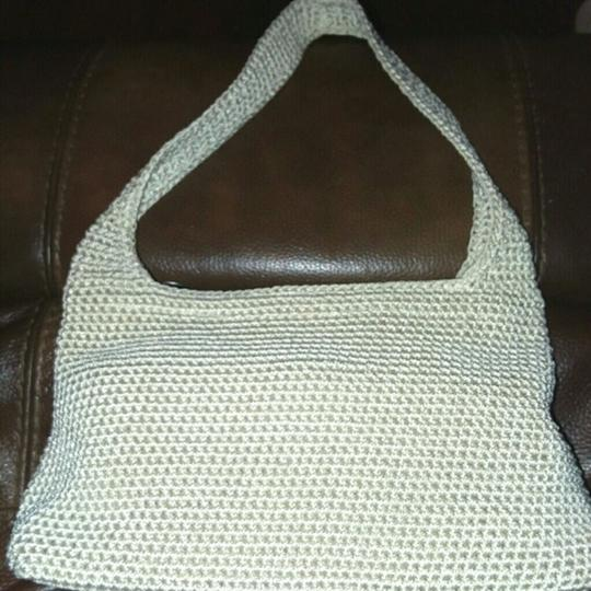 The Sak Crochet Vintage Shoulder Bag Image 1