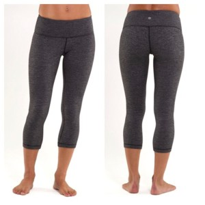 4482ac2102 Lululemon Wunder Under Crops - Up to 70% off at Tradesy