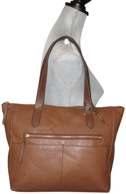 Item - Fiona Brown Leather Tote