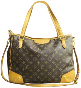 Louis Vuitton Estrela Canvas Satchel in monogram