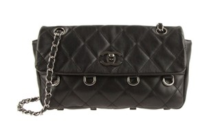 Chanel Flap Lambskin Quilted Shoulder Bag