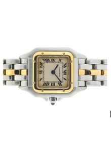 Cartier Cartier Panthere, ladies 18k and stainless