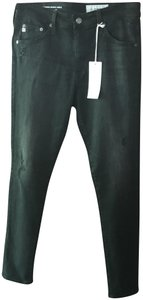 AG Adriano Goldschmied Farrah Skinny Jeans-Distressed