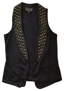 PJK Patterson J. Kincaid Holiday Party Studded Formal Vest