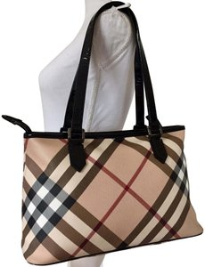Burberry Tote in black & multiple