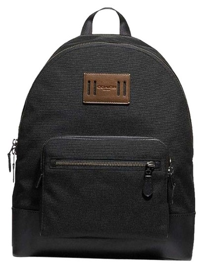 Preload https://img-static.tradesy.com/item/24019039/coach-f27609-west-black-cordura-backpack-0-2-540-540.jpg