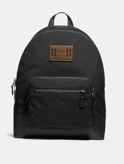 Coach Men's Mens Brown Backpack Image 11