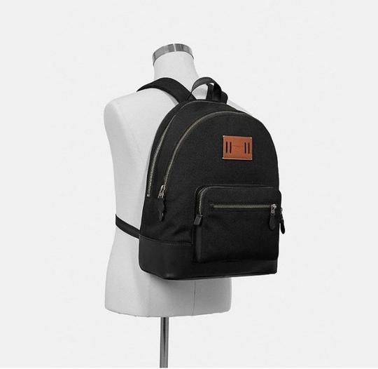 Coach Men's Mens Brown Backpack Image 4