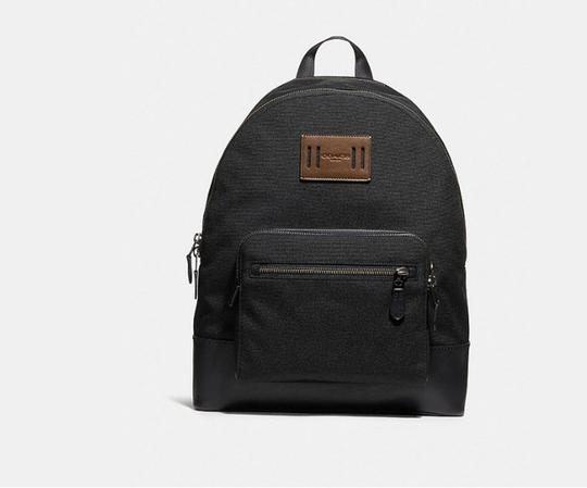 Coach Men's Mens Brown Backpack Image 8