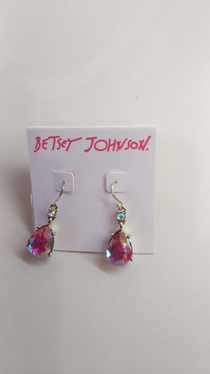 Betsey Johnson Betsey Johnson Kitty Necklace and Earrings Image 5