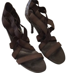 Donald J. Pliner Chocolate Brown Sandals