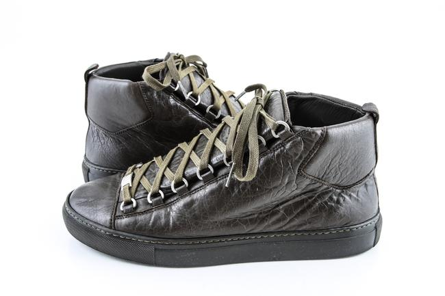 Item - Green Army Arena High Sneakers Shoes