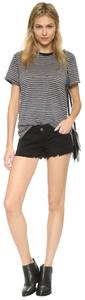 Siwy Cut Off Shorts Black