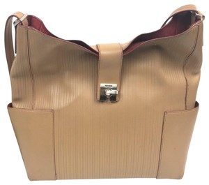 Tumi Tote in Tan