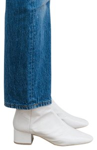 Loeffler Randall Gucci Leather Soft white Boots