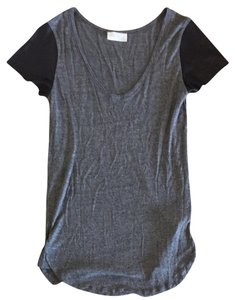 Zara T Shirt Gray
