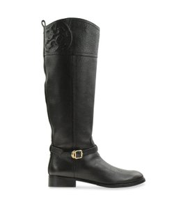 ff322361456c61 ... New In Box Grove Peep Toe Leather Ankle Boots Booties.  216.15  395.00.  US 8.5. Tory Burch Black Boots