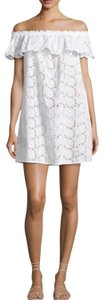 Tory Burch Broderie Cover Up Dress