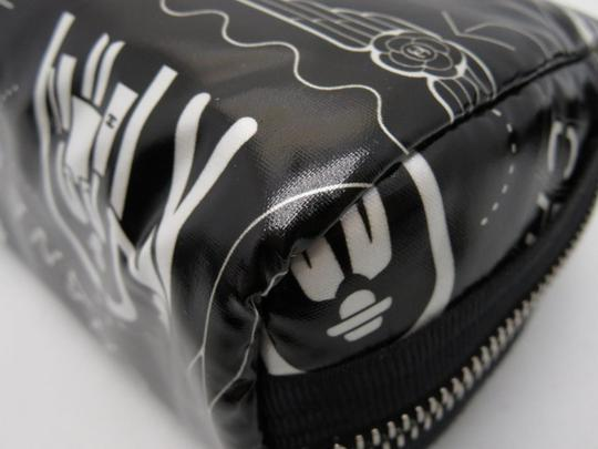 Chanel O-case Vanity Make-up Black and White Clutch Image 5
