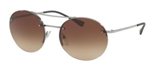 Prada Free 3 Day Shipping New Round SPS 54R 5AV6S1
