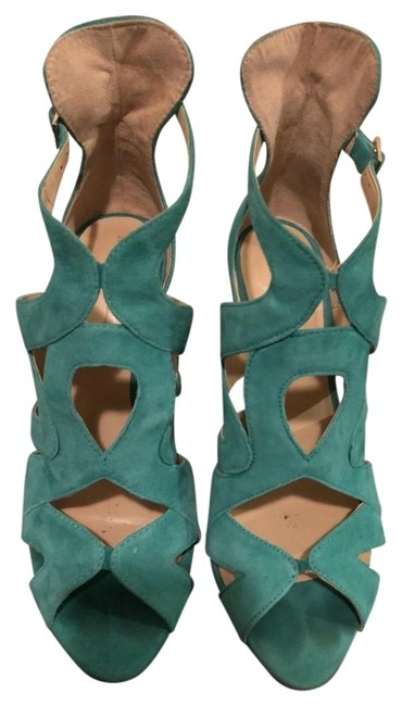 Item - Green Collection Basic Color: | (7.5) Sandals Size EU 38 (Approx. US 8) Regular (M, B)
