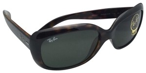 Ray-Ban New Ray-Ban Sunglasses JACKIE OHH RB 4101 710 Tortoise Frame w/ Green