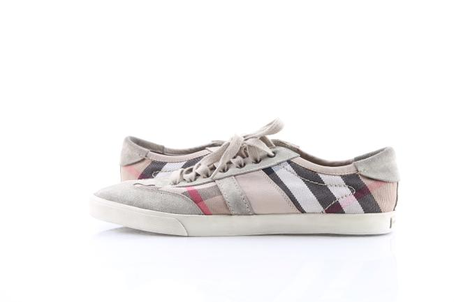 Item - Brown Signature Plaid Trainers Shoes