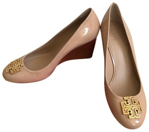 Tory Burch Tory Beige Wedges