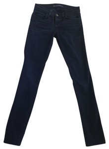 J Brand Denim Wash Pencil Leg Skinny Skinny Jeans-Dark Rinse