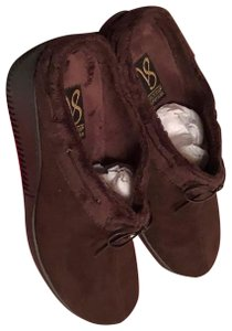 VICTORIA SPENSER BROWN Mules