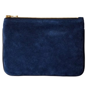Balmain x H&M blue Clutch