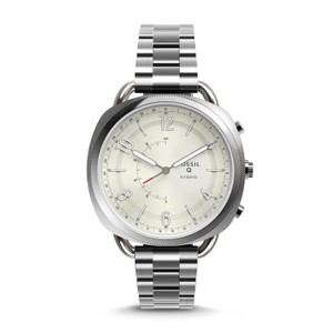 Fossil Fossil Women's Q Accomplice Stainless Steel Smartwatch FTW1202