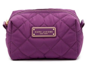 Marc Jacobs Large Quilted Nylon Cosmetics Bag