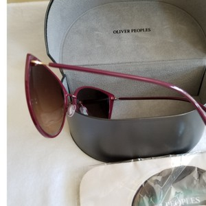 b3dc03c87d4a Oliver Peoples One of a Kind Oliver Peoples Cat Eye Sunglasses