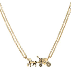 Coach Coach Horse and carriage Necklace