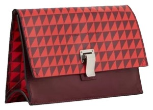 Proenza Schouler Red Clutch