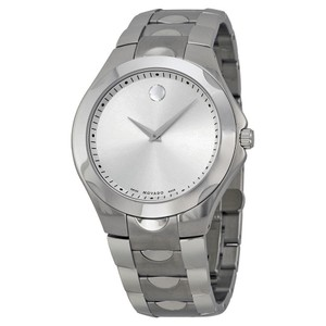 Movado Luno Stainless Steel Men's Watch