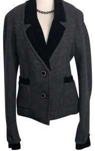 Chanel Dove Gray Blazer