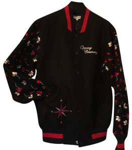 Opening Ceremony Gucci New Nordstrom Emboidered Embellished Motorcycle Jacket