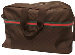 65d4cc45d428 Gucci Duffle Bags - Up to 70% off at Tradesy