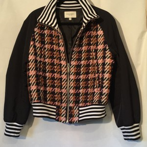 Public School Gucci Coat Wool Motorcycle Jacket
